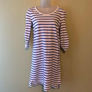 Anthropologie E by Eloise Tulsa Striped Dress